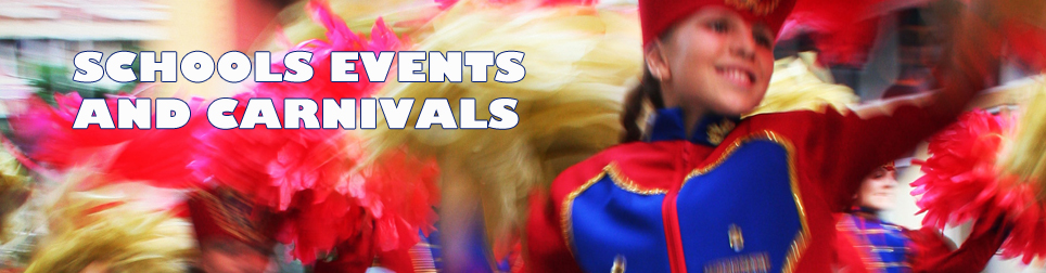 marcom EDUCATION EVENTS AND CARNIVALS